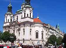 Image of the Old Town Square (Staromestske Namesti)