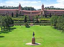 Photograph of the Union Buildings