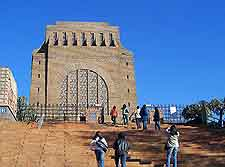Image of the famous Voortrekker Monument