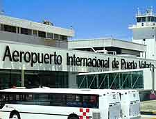 Puerto Vallarta Airport (PVR) Travel and Transport: Image of Licenciado Gustavo Diaz Ordaz Airport