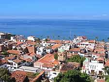 Photograph showing Banderas Bay
