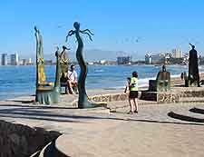 Photo of the Malecon esplanade and bayfront