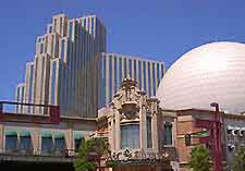Reno Is Known For Its Glitzy Hotel Comple Which Are Very Much Concentrated Within The Downtown District Hotels In Particularly