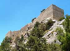 Castle of Monolithos picture