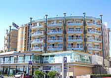Image of popular city hotel