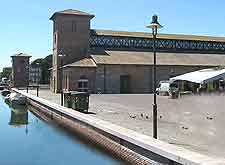 Picture of central Cervia