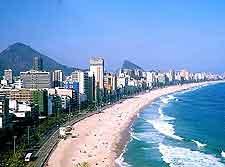Coastal photo of Rio