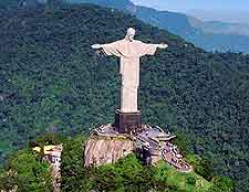 Image of Rio's world-famous Christ the Redeemer statue