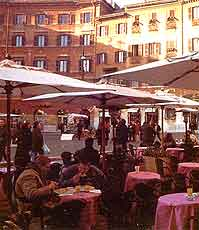 Rome Restaurants and Dining
