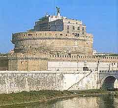 Rome Castel Sant' Angelo