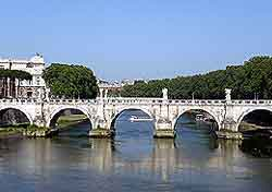 View of Pont St. Angelo