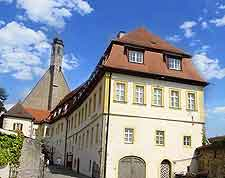 Picture of historic architecture in Rothenburg ob der Tauber