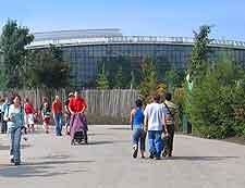 Image of the Blijdorp Zoo (Diergaarde Blijdorp)