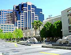 Central picture of Sacramento