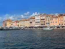 St. Tropez coastal photo