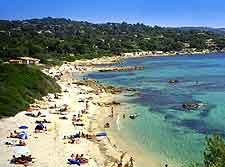 Picture of nearby l'Escalet Beach