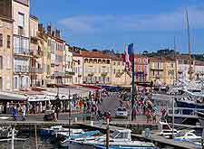 Picture of St. Tropez Harbour