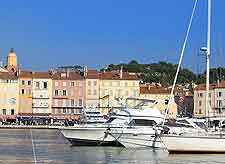 Further image of the Vieux Port (Old Port), St. Tropez