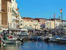 Picture of St. Tropez waterfront lodging