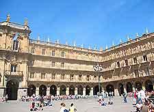 Salamanca Tourist Attractions and Sightseeing Salamanca Castilla y