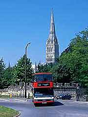 Salisbury Travel and Transport