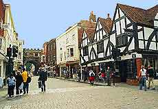 Salisbury Shopping and Markets