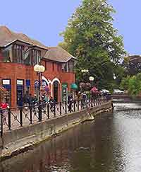Salisbury Shopping and Markets