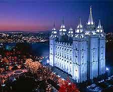 (Salt Lake City, Utah - UT, USA)
