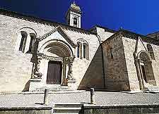 Cathedral photograph (Collegiata)