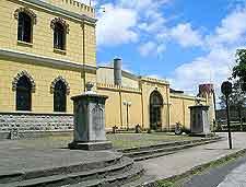 Photo of the Children's Museum (Museo de los Ninos)