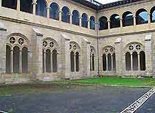 Further picture of the San Telmo Museum, of San Sebastian