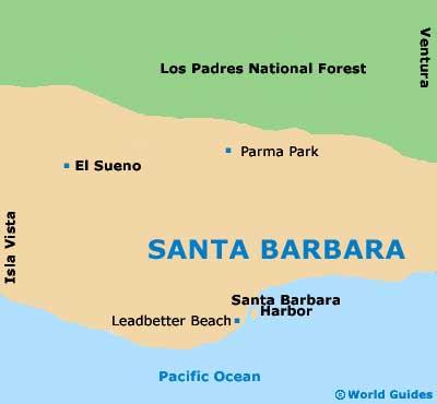 Santa Barbara Visitors Guide