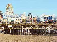 Photo showing Santa Monica Pier