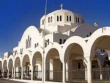 Fira Catholic Cathedral photo