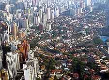 Further scenes over Sao Paulo