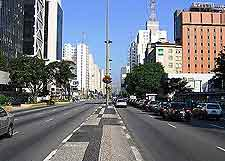 Avenida Paulista photograph