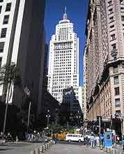 Banespa Skyscraper picture (Altino Arantes Building)