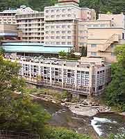 Picture of the Jozankei Onsen area