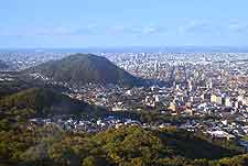 Image showing Mount Moiwa
