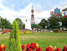 Image of the Odori Park