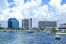 Image of the Sarasota skyline