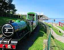 Photo of the North Bay Miniature Railway