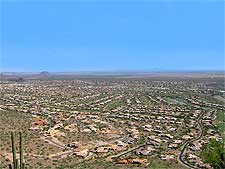 Cityscape of Scottsdale