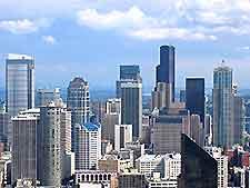 Image of Seattle's skyline