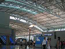 Terminal picture at Incheon International Airport (ICN)