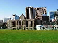 City centre view