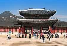 Gyeongbok-gung Palace image