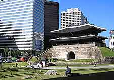 Namdaemun Gate photograph