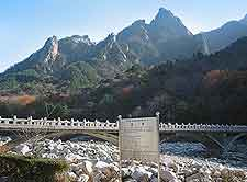 Image of the Suraksan mountain