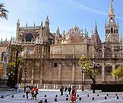 Seville Churches